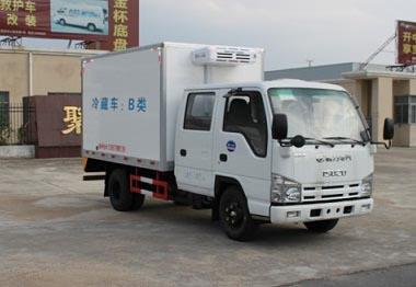 CLW5043XLCQ5冷藏车