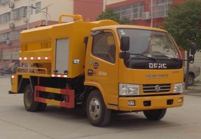CLW5040GQW6清洗吸污车