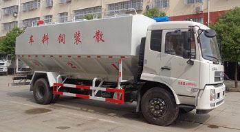 CLW5180ZSLD6散装饲料运输车