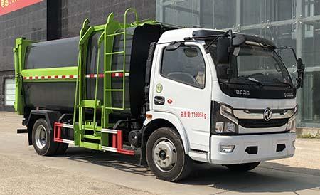 CLW5120ZZZKDL自装卸式垃圾车