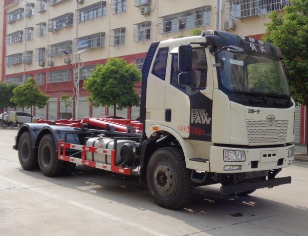 CLW5257ZXXC6车厢可卸式垃圾车