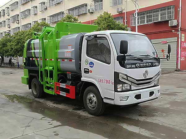CLW5071TCA6餐厨垃圾车