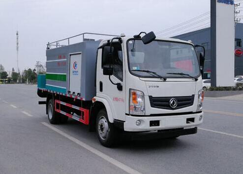 CLW5080GQX6SL清洗车