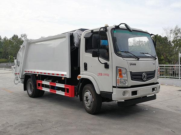 CLW5120ZYSE6压缩式垃圾车