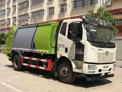 CLW5180ZYSC6压缩式垃圾车