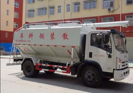 CLW5120ZSL6散装饲料运输车