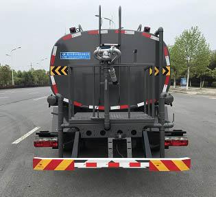 程力威牌CLW5120GSSYT6型灑水車-后部照片