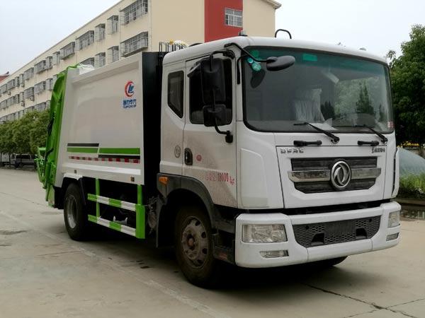 CLW5180ZYS6压缩式垃圾车