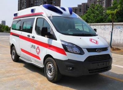 CLW5041XJHJ6救护车