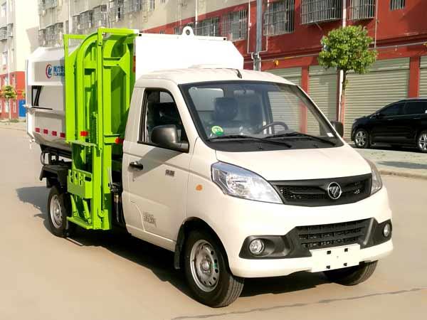 CLW5030ZZZB6自装卸式垃圾车