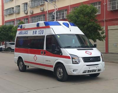 CLW5041XJHJX6救护车