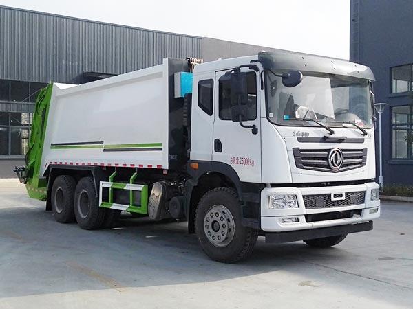 CLW5251ZYSE6压缩式垃圾车